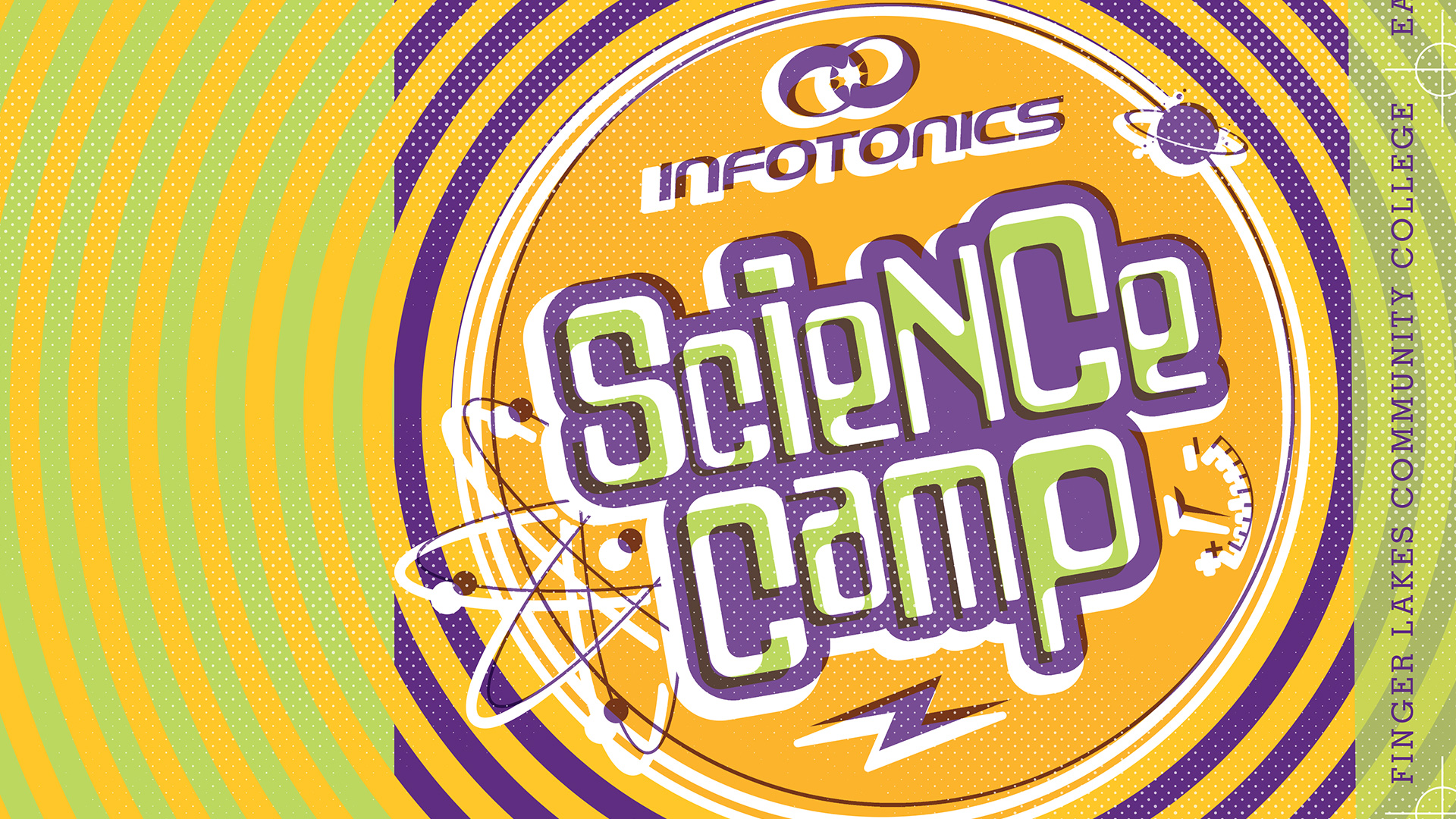 Science Camp Logo Art